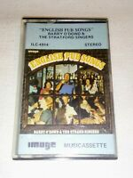 ENGLISH PUB SONGS  Barry O'Dowd & The Strand Singers Vintage Cassette Tape 1976