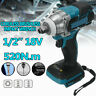 520Nm Electric Brushless Impact Wrench Drill Screwdriver For Makita DTW285Z