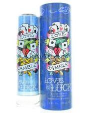Ed Hardy Love and Luck By Christian Audigier For Men EDT 3.4 OZ 100 ML Spray