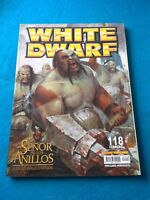 White Dwarf - Numero 118 en Castellano - LB492