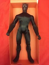 "Black Panther Custom Charlee Flatt Mego + COA #16 8"" Figure MIB Movie Avengers"
