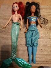Simba Toys Disney Princess Dolls Jasmine And Ariel