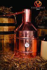 5 Gallon ELECTRIC Copper Whiskey Moonshine still from Vengeance Stills