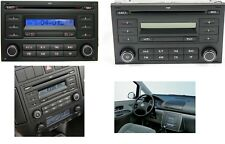 VW Rcd 200 Mp3 Original Radio VW Golf IV Sharan Bora Polo