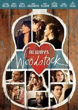 Always Woodstock RARE OOP DVD WITH ORIGINAL CASE & COVER ART BUY 2 GET 1 FREE
