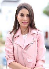 Zara Women's Plus Size Leather Clothing