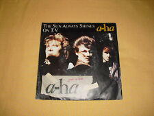 a-ha ‎– The Sun Always Shines On T.V. 45 RPM 7'' Single