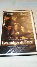 LOS AMIGOS DE PETER - PETER´S FRIENDS DVD SLIM SEALED NEW PRECINTADA NUEVA