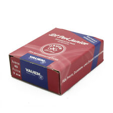 NEW Dr Perl 9mm Charcoal Filters Junior Vauen for Pipes in 40s box