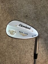 CLEVELAND Precision Forged 62 Degree High Lob Wedge 62-10 TOUR ZIP GROOVES ~RH~