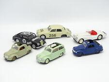 Brumm SB 1/43 - Set di 6 modelli Fiat - Lancia - Jaguar