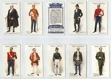 Full Set, Players, Ceremonial & Court Dress 1911 VG (Gb1878-420)