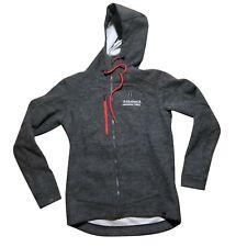 NWoT Men's Hincapie Panache Full-Zip Hoodie, Gray, Size Small