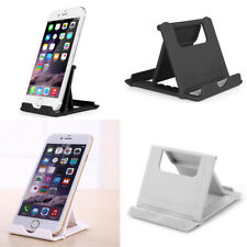 Universal Foldable Mobile Phone Desk Stand Holder For iPhone Samsung Tablet PC
