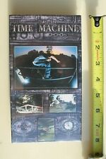 Time Machine 90's Skate Parks Chris Senn Vhs Skateboarding Video - New Sealed