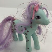 My Little Pony G1 Starflash sweetheart sister vintage 1989 earring Dirty Girl