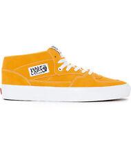 New Vans Half Cab Citrus & White Skate Shoes Men's Sz 11