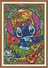 stitch (lilo&stitch) CROSS STITCH CHART 12.0 x 8.2 Inches