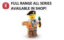 Building Series 4 LEGO Minifigures