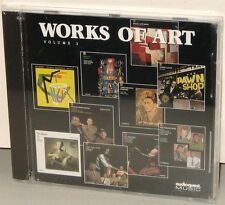 AUDIOQUEST CD AQCD 1029: Works of Art, Volume 3 - Various Artists - USA 1994 SS
