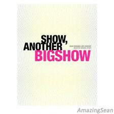 SHOW, ANOTHER BIGSHOW-BIG BANG Photo Book Live Concert Making Book Korean KPOP