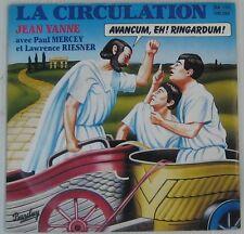 Jean Yanne 45 tours La circulation
