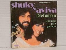 SHUKY & AVIVA Fête l'amour 2097 505