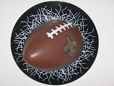 New Orleans Saints Shatter Ball / Sportz Splatz Window Cling Decal