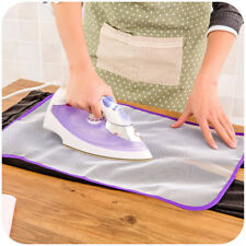 Heat Resistant Ironing Cloth Protective Insulation Pad-hot Home Ironing Mat HOT