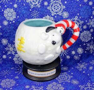Hallmark Mug - Snoopy and Woodstock - Looks like a Snowball