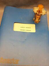 Amistar Circuit Inserter Owner's Manual - Copied Manual