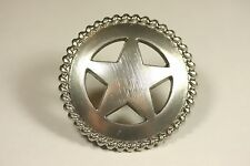 STAR ROPE KNOB SN WESTERN CABINET HARDWARE DRAWER PULLS TEXAS STAR KNOBS PULL