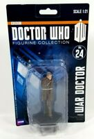 BBC Doctor Who Figurine Collection #24 War Doctor Underground Toys Figure NEW