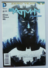 Batman #21 - 1st Printing - Rare Variant Cover - DC Comics August 2013 VF- 7.5