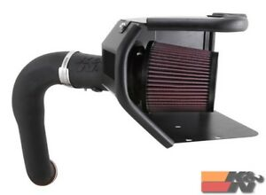 K&N Air Intake System For AIRCHARGER JEEP PATRIOT L4-2.0L F/I, 2011-2017 63-1567