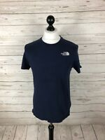 THE NORTH FACE T-Shirt - Size Small - Navy - Great Condition - Men's