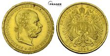 PRAGER: Österreich, Franz Josef I., 20 Kronen 1893 [1151]