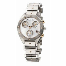 NEW Kenneth Cole KS4014 Rose Gold Chronograph Women's Watch $425 ~ GREAT GIFT