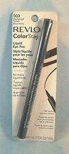 Revlon ColorStay Liquid Eye Liner Eye Pen - Blackened Brown 003