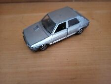 Mebe Toys (Mattel) Fiat Ritmo   Auto  Modell  in grau-silber