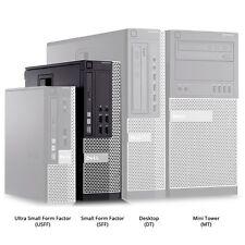Dell Optiplex 9010 SFF Quad Core i7 3770 4G 250GB HDD DVD Win 10 Pro