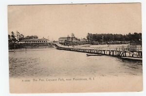 PROVIDENCE RHODE ISLAND THE PIER AT CRESCENT PARK
