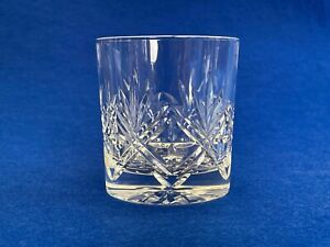 Edinburgh Crystal Ness Whisky Glass - Cut Crystal - Scottish - More available!