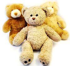 Build-A-Bear Workshop LOT of 3 Brown Cute Teddy Bears Plush VTG RETIRED Stuffed