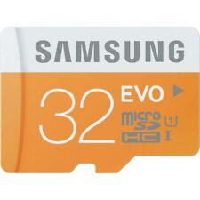 Samsung 32GB EVO 48MB/s Class 10 MicroSD SDHC UHS-I Memory Card SD Adapter
