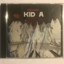 Radiohead kid a cd 10 titres neuf sous blister