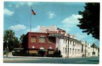 Unused Postcard Hogates Seafood Restaurant Washington DC
