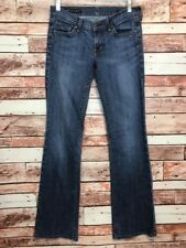 Citizens Of Humanity Margo #085 Womens Jeans Sz 27 Low Rise Bootcut distressed
