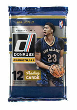 NBA Panini Donruss - Basketball Cards 2016/17 Hobby Pack Sealed