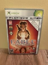 Fable: The Lost Chapters -- Platinum Hits (Complete) (Microsoft Xbox, 2005)